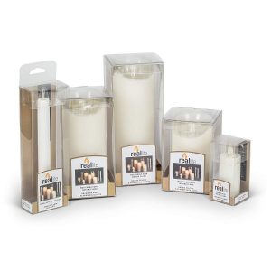 REALITE FLAME LESS CANDLES